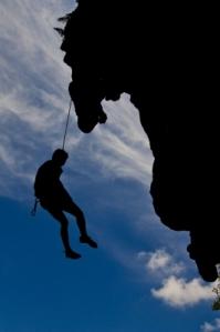 """Mountain Climber "" by Sura Nualpradid"